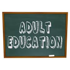 Adult Education Fall 2018